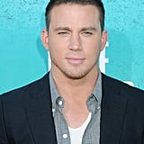 Channing Tatum struck a pose at the MTV Movie Awards.