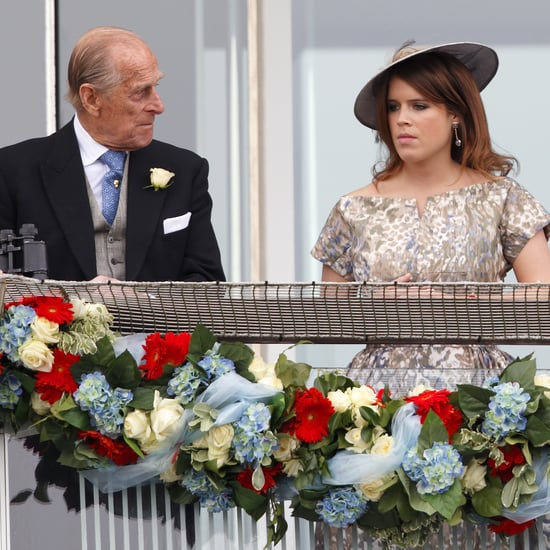 Princess Eugenie Shares Instagram Tribute For Prince Philip