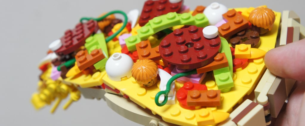 These Lego Food Creations Are So Realistic They'll Actually Make Your Stomach Growl