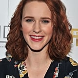 Rachel Brosnahan With Red Hair in 2015
