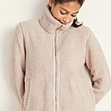 Old Navy Loose-Fit Sherpa Zip Jacket