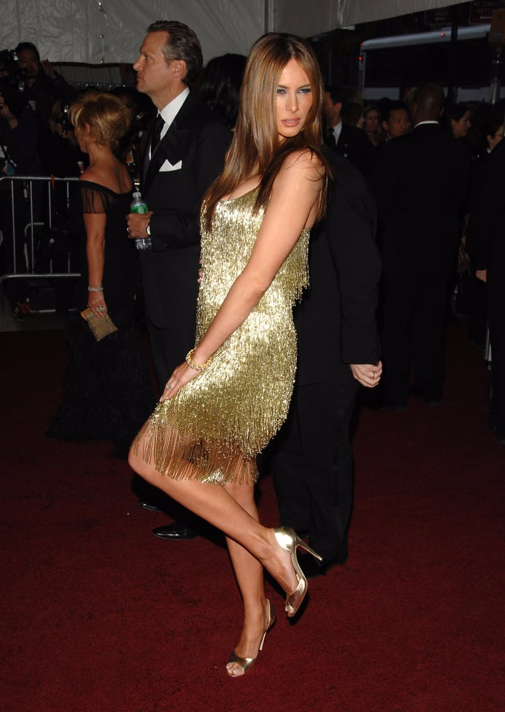 Melania Trump's Outfits From the 2000s Will Blow Your Mind and Stick With You For Days