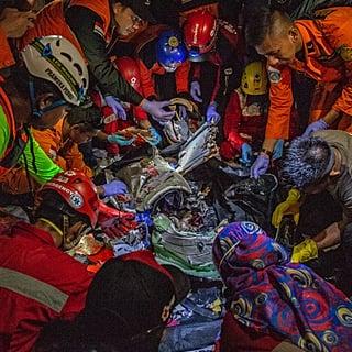 Lion Air JT 610 Plane Crash Indonesia