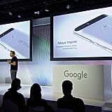 Google's answer to Apple's fingerprint technology is Nexus Imprint.