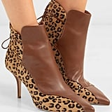 Malone Souliers Jordan Leopard-Print Ankle Boots