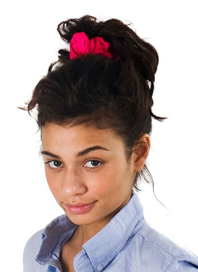 The Scrunchie Revival . . . or Not