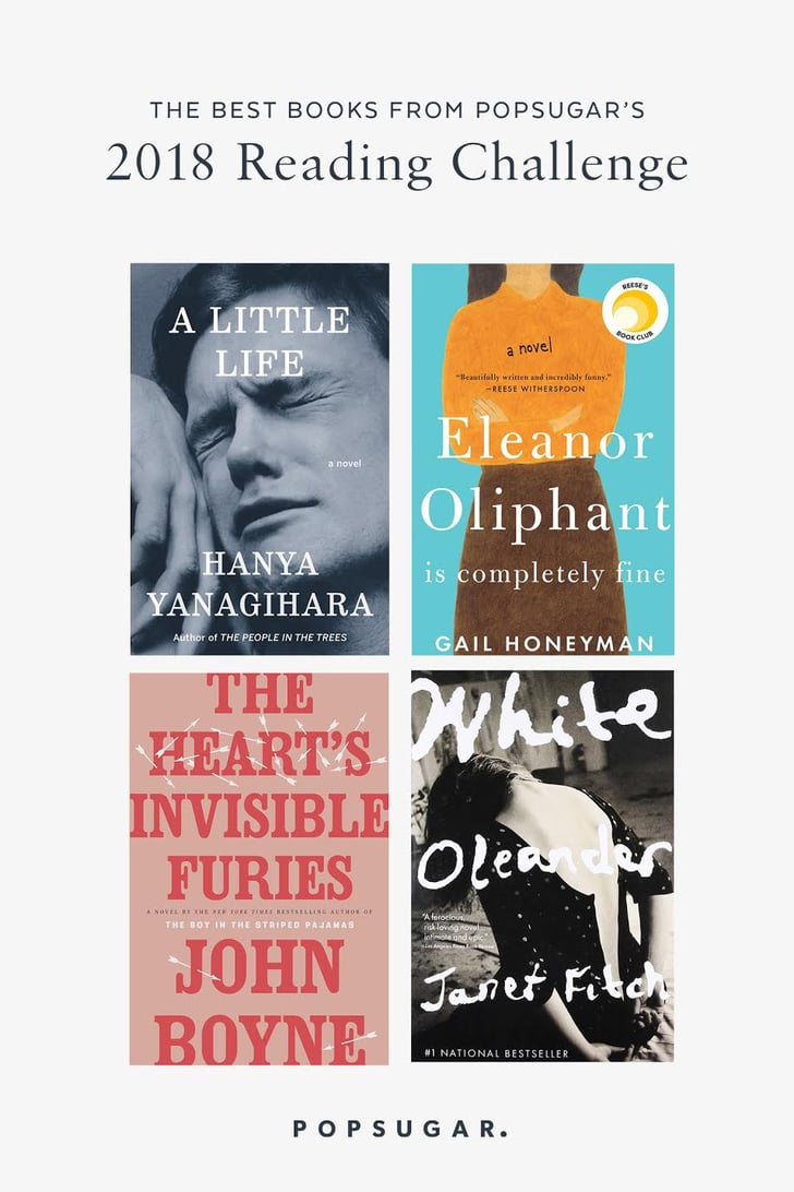 Best Books From the POPSUGAR Reading Challenge 2018