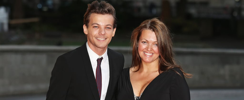 """Louis Tomlinson Wanted to """"Throw the Towel in"""" After His Mom Was Diagnosed With Cancer"""