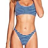 Bound by Bond-Eye The Malibu Two-Piece Ribbed Bikini Swimsuit