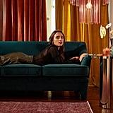 Marisol Velvet Sofa