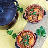 Slow-Cooker Turkey and Sweet Potato Chili