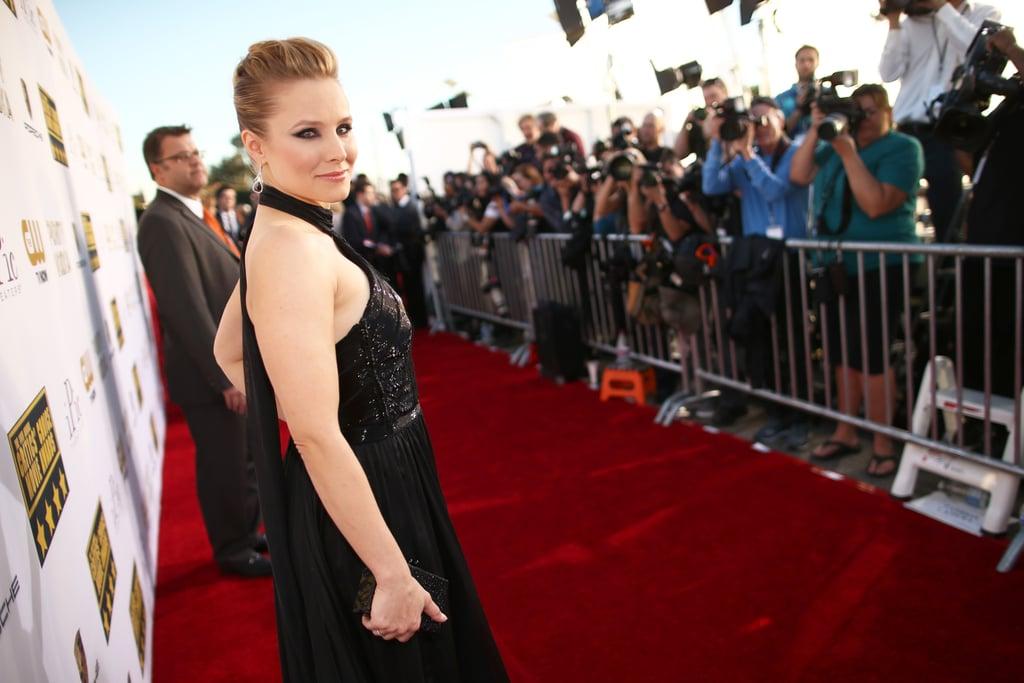 Kristen Bell's Look Should Be Frozen in Time