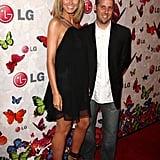 Heidi and Christina at LG Event