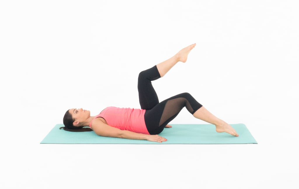 Reverse Marching Ab Exercises To Do After You Have A
