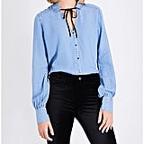 Paige Bronte Chambray Shirt
