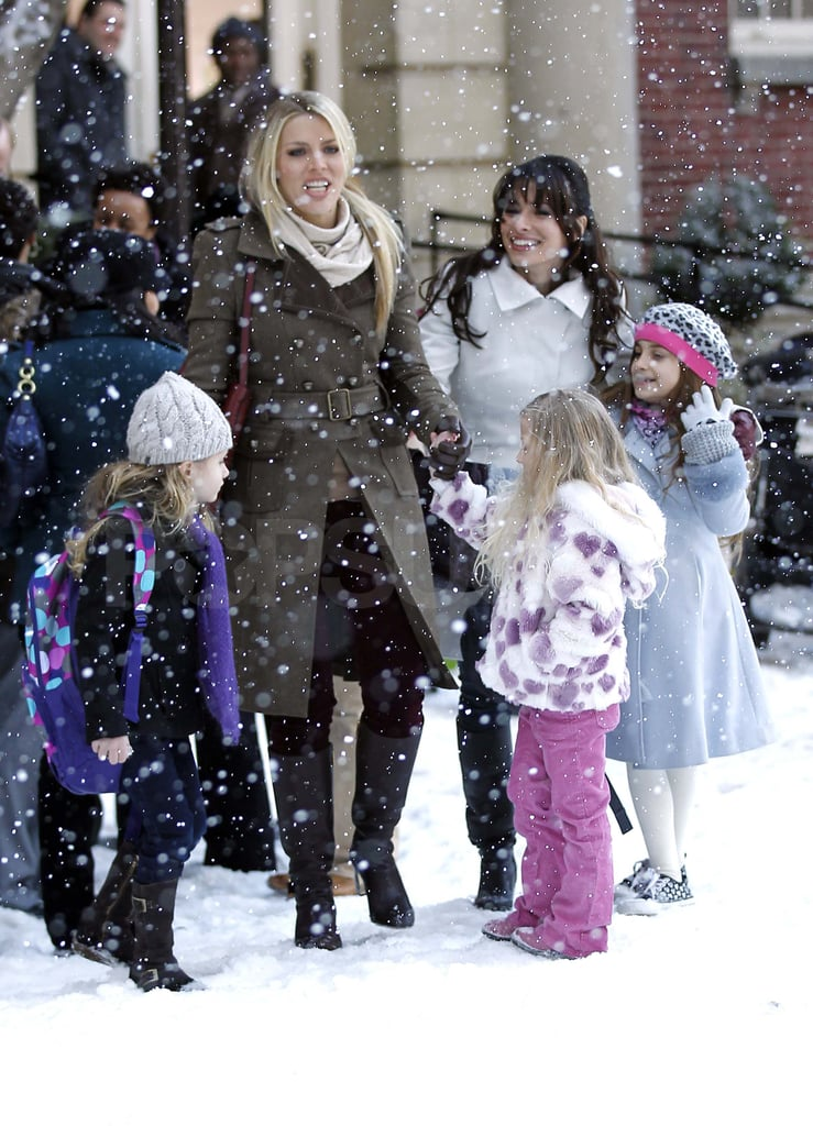 """Busy Phillipps Is """"Over the Joy of Snow"""" and Ready For Her Hawaiian Getaway"""