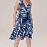 Eliza J Ruffle High/Low Dress