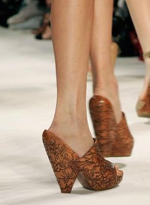 Trend Alert: Floral Shoes