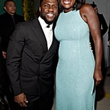 Pictured: Viola Davis and Kevin Hart