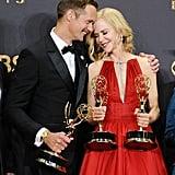 2017 —Alexander Skarsgard and Nicole Kidman