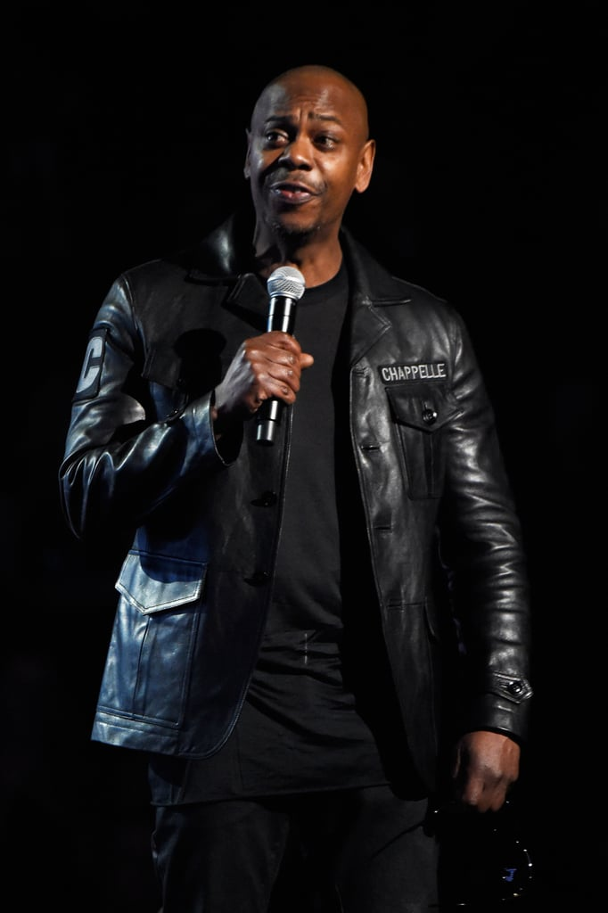 """October 7, 2021: Dave Chappelle Responds to Being """"Cancelled"""" After Negative Reactions to His Special"""