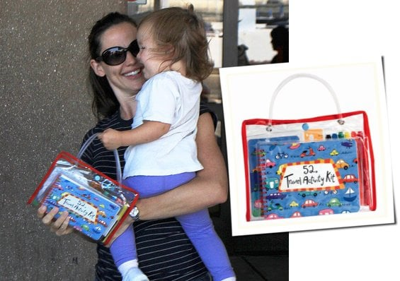 Photo of Jennifer Garner and Seraphina Affleck