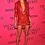 Alessandra Ambrosio at the Victoria's Secret Fashion Show.