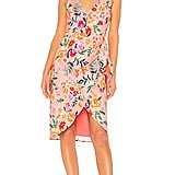 Lovers + Friends Orchid Dress in Sunset Floral