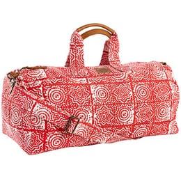 John Robshaw Textiles - Pompei Duffel Bag - Travel Bags - Travel