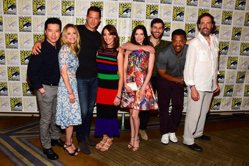 Grimm Cast Says Goodbye on Instagram