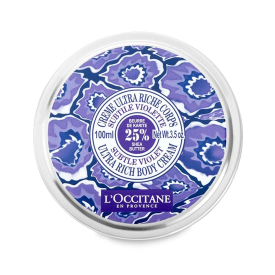 We love it when a beauty product can give us that warm, fuzzy feeling, which is why I plan to pick up L'Occitane Shea Butter Subtle Violet Body Cream ($22, available Oct. 9) once it's released. Like all of L'Occitane's shea butter, the silky smooth cream comes from Burkina Faso in West Africa, where the women source it themselves. To promote sustainable beauty, L'Occitane is releasing these limited-edition body creams in tins inspired by the beaded necklaces of Burkina Faso. So while we're quenching our parched skin this Fall, we can feel good about where our shea butter comes from. — MD