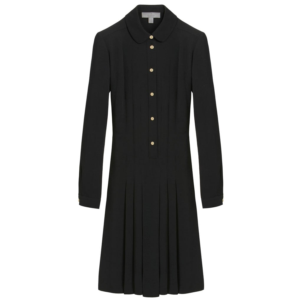 Kate's shown her love for Mulberry before, and we could imagine her in this prim and proper pleated dress ($1,600) for a family get-together at the palace.