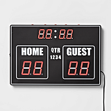 Pillowfort Scoreboard Lit Wall Décor ($30)