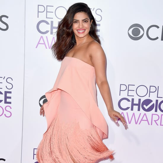 Priyanka Chopra at the 2017 People's Choice Awards