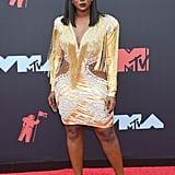 Amara La Negra at the 2019 MTV VMAs