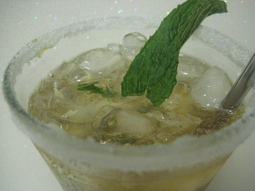Lemon Mint Julep