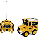 For 2-Year-Olds: PowerTRC R/C School Bus