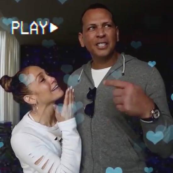 Alex Rodriguez's Birthday Message For Jennifer Lopez 2019