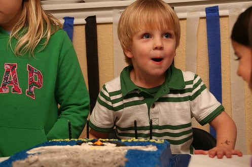 Share Photos of Your Child's Fourth Birthday Cake!