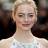 Emma Stone With Her Natural Hair Colour