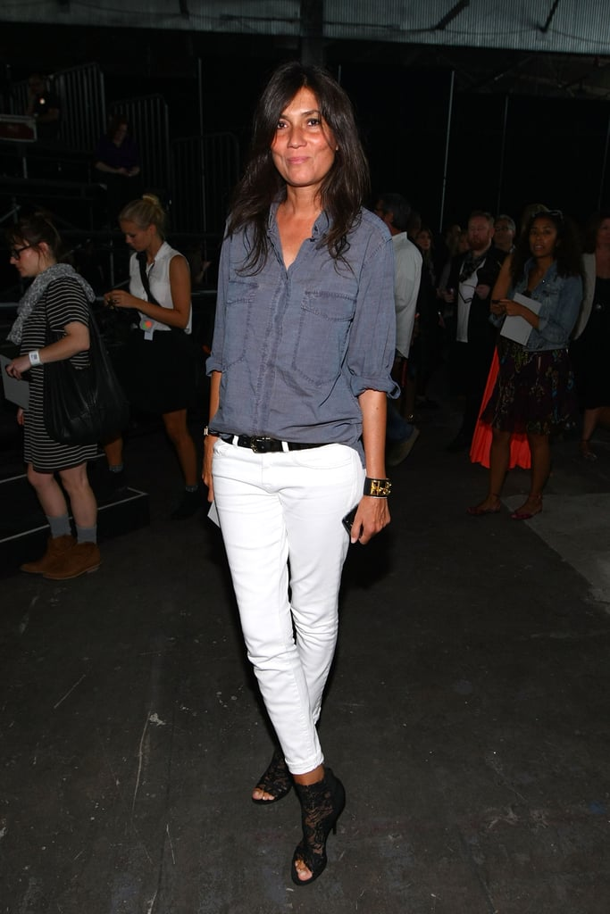 Emmanuelle Alt, Vogue Paris Editor in Chief