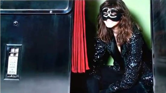 Photos of Fall 2011 Chanel Ad Campaign, Styled by Carine Roitfeld
