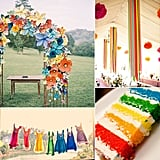 Whether you're throwing an LGBT ceremony this gay pride month or looking to have the most memorable wedding ever, let these vibrant details be an inspiration for your big day. Rainbow cake? Check. Rainbow ribbons? Done. Head over to POPSUGAR Love & Sex for incredible ideas that will take your wedding from nice to noteworthy.