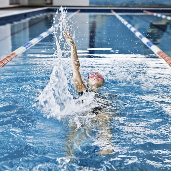 backstroke for slipped disc