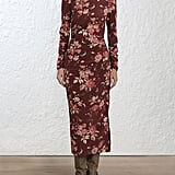 Zimmermann Unbridled Draped Dress