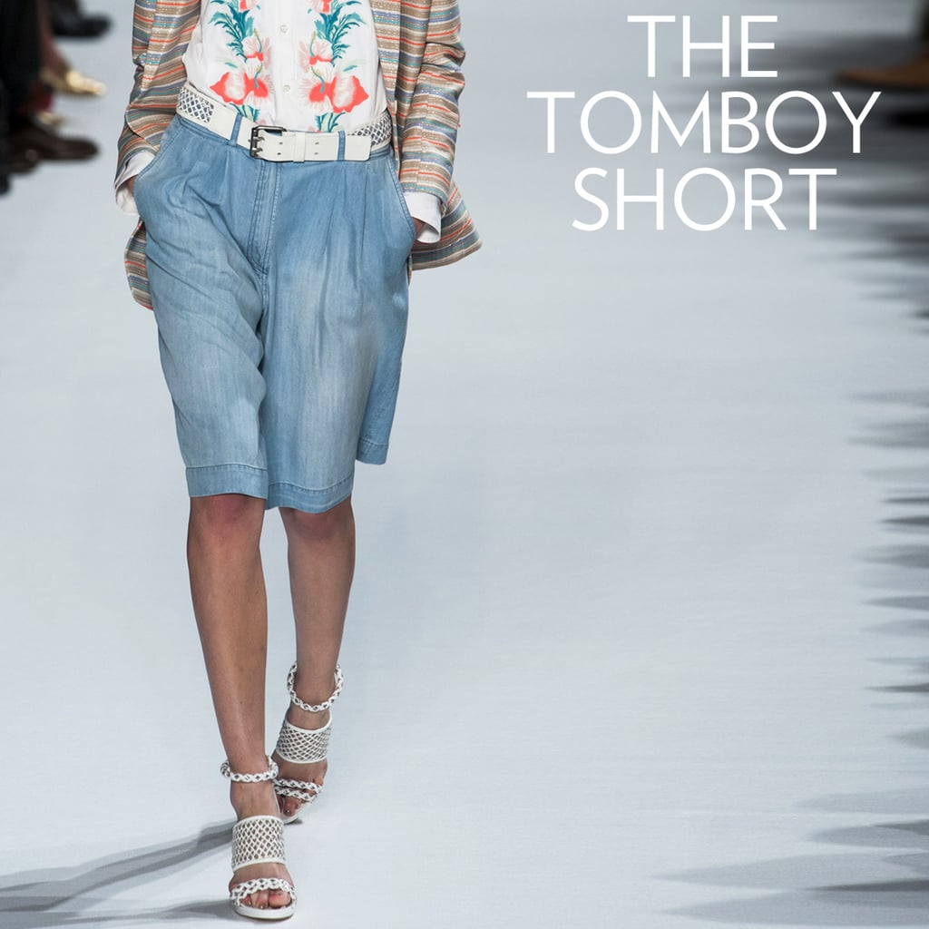 The Tomboy Short