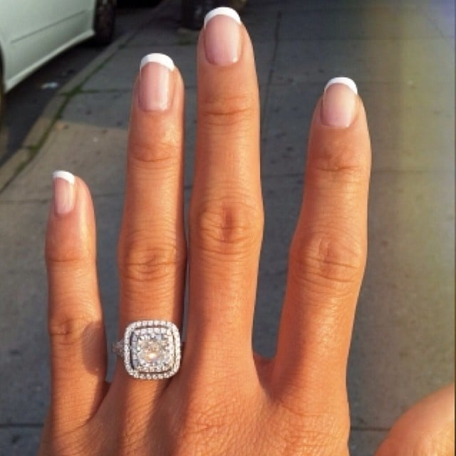 Engagement Ring Selfie Photos On Instagram Popsugar