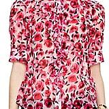 Kate Spade Mini rose ruffle shirt ($278)