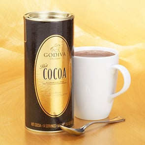 Godiva = No Trans Fat!