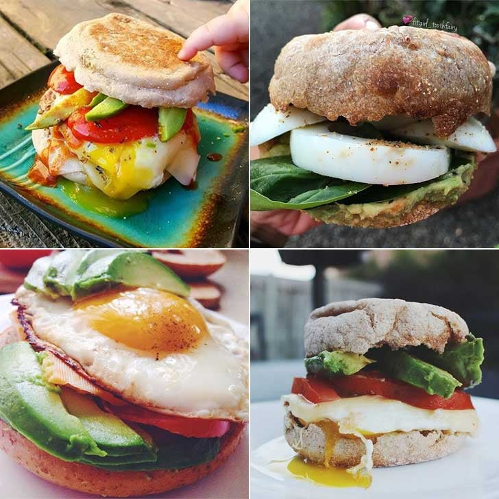 Healthy Egg McMuffin Recipes